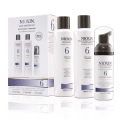 Nioxin System Kit 6 pro normální až silné přírodní i chemicky ošetřené vlasy