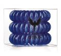 HH Simonsen Hair Cuddles tmavě modrá gumička 3 ks
