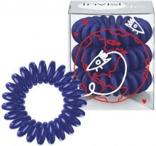 Invisibobble gumička do vlasů Universal Blue tmavě modrá 3 ks