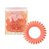 Invisibobble Original Secret Garden Sweet Clementine, 3 kusy originální vlasové gumičky oranžové