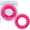 Invisibobble Power Pinking Of You, 3 kusy power vlasové gumičky růžové