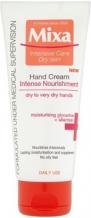Mixa Hand Cream Intense Nourishment krém na ruce pro extra suchou pokožku 100 ml