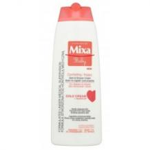 Mixa Baby Cold Cream sprchový a koupelový krém 250 ml