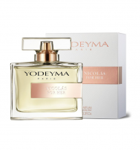 Yodeyma Paris NICOLAS FOR HER Eau de Parfum 100ml.