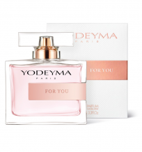 Yodeyma Paris FOR YOU Eau de Parfum 100ml