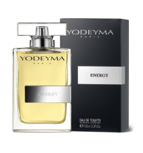 Yodeyma Paris ENERGY Eau de Toilette 100ml.