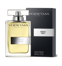 Yodeyma Paris FIRST MEN Eau de Parfum 100ml.