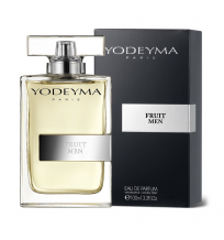 Yodeyma Paris FRUIT MEN Eau de Parfum 100ml.
