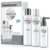 Nioxin System Kit 1 XXL pro mírně řídnoucí jemné přírodní vlasy