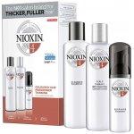 Nioxin System Kit 4 XXL pro jemné chemicky ošetřené a výrazně řídnoucí vlasy